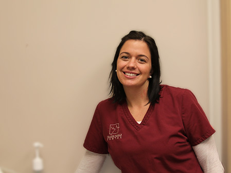 trappe family dental staff Holly D'Agostino