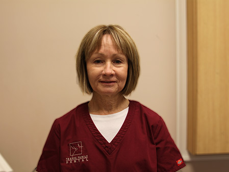 trappe family dental staff Kathy Offner