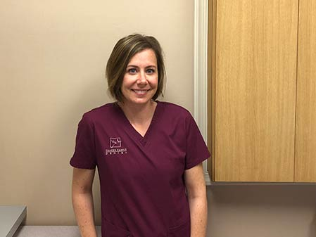 trappe family dental staff Laurie